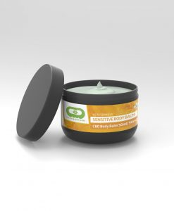 A Tub of CBD Sensitive Balm