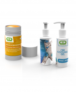 CBD Muscle Recovery Pack